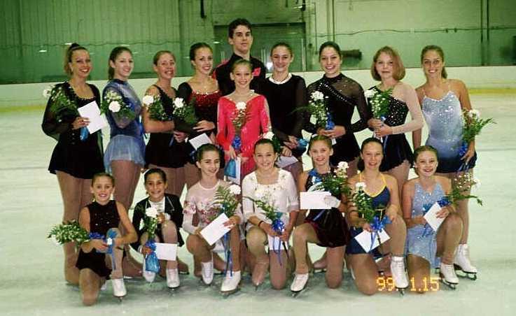 2003 Regional Competitors