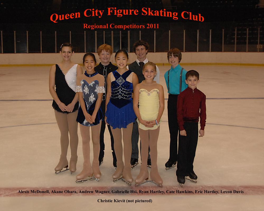 2011 Regional Competitors