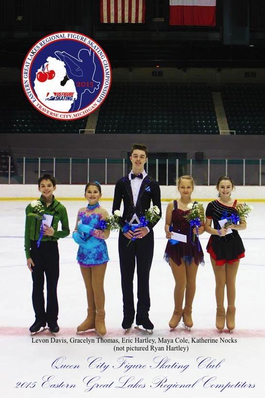 2015 EGL Regional Competitors