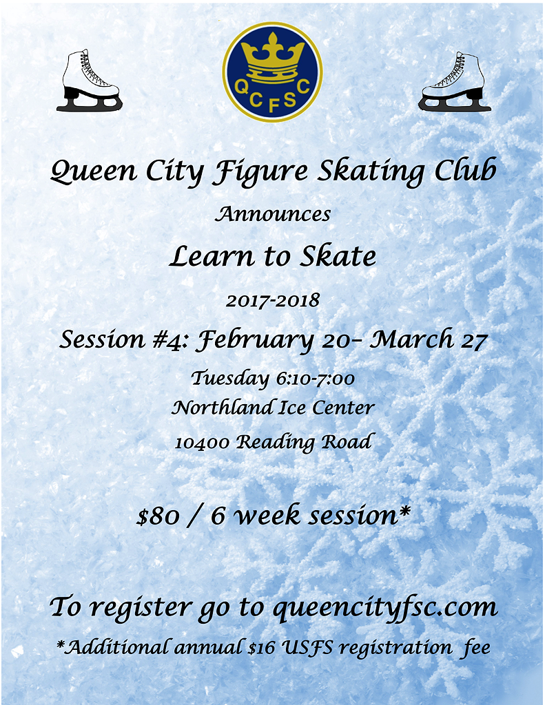 Queen City FSC Learn to Skate