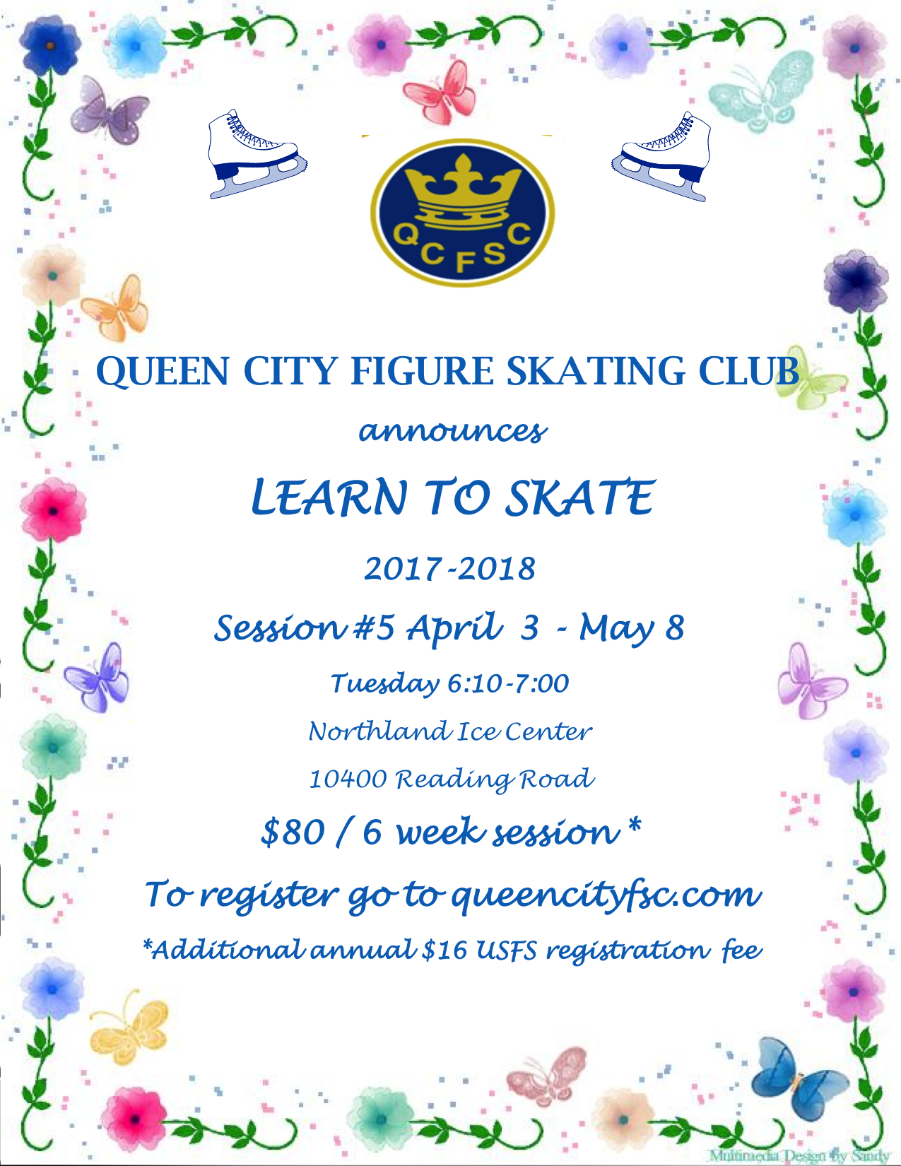 2018 Learn to Skate Session 5